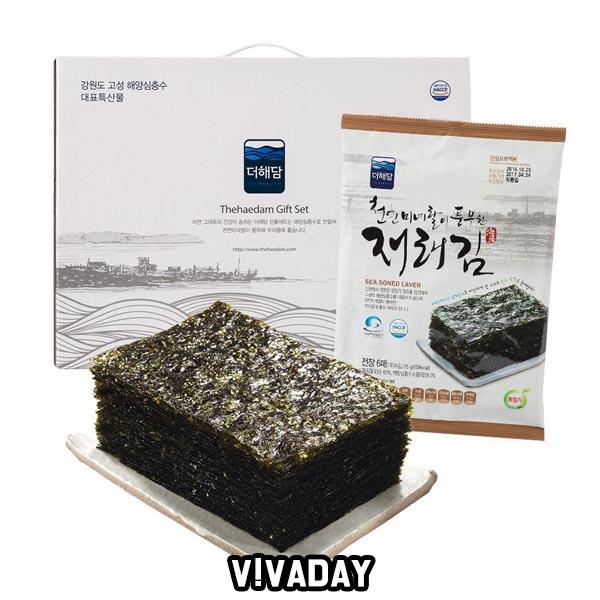 [DHD] 맛김 선물세트 2호