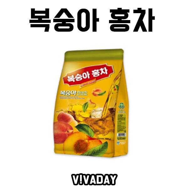 [ANY] 복숭아홍차 800g 2개 자판기용 아이스티 홍차