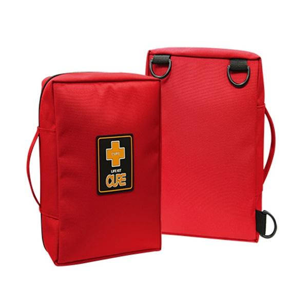 [IJ] 적색 구급가방 2호 - 비상약 응급함