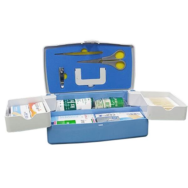 [IJ] 구급함 3호 - 비상약 응급함 가정용 의무실